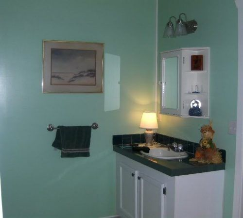 How To Paint Vinyl Walls And Remove Battens In Mobile Homes Remodeling Mobile Homes Mobile Home Decorating Mobile Home Repair