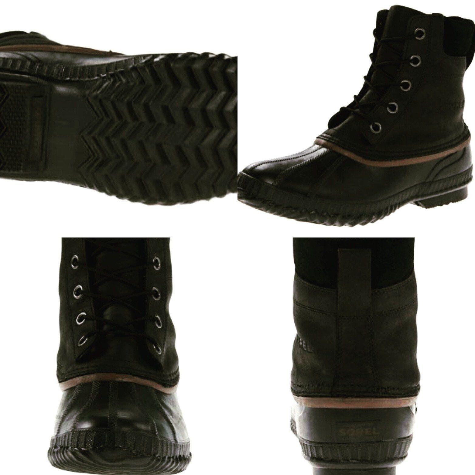 Sorel Men's Cheyanne Full Grain Rain Boot
