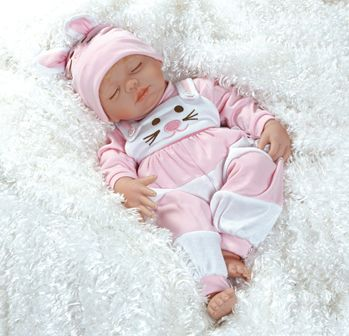 Lifelike Baby Doll Weighted Body For A Quot Real Quot Baby Feel