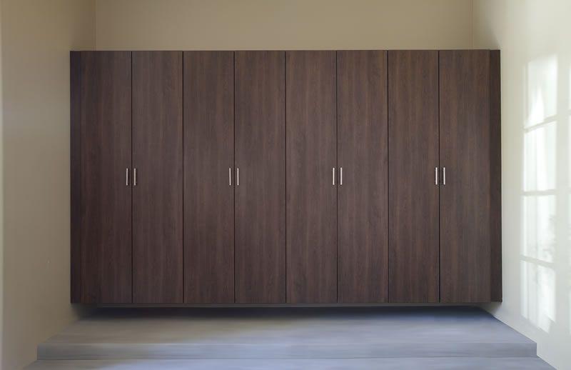 Dark Garage Cabinets Affordable Closet Concepts Closet Concepts Garage Cabinets Cabinet