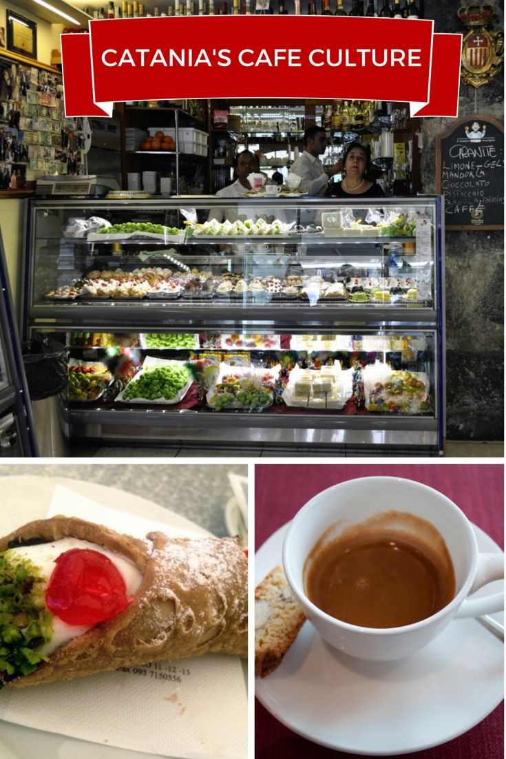 Catania Cafe Culture Sicily food, Travel food, Foodie