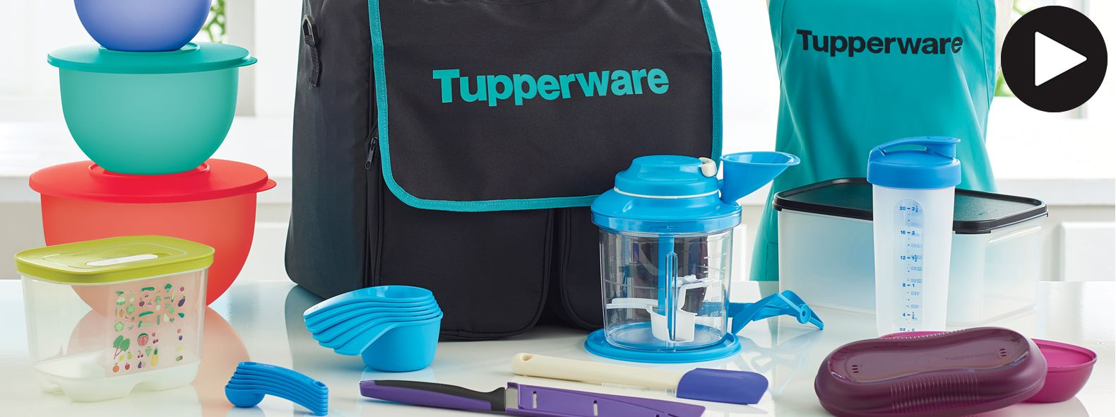 Tupperware Business Kit Summer 2018 Video Sign up to