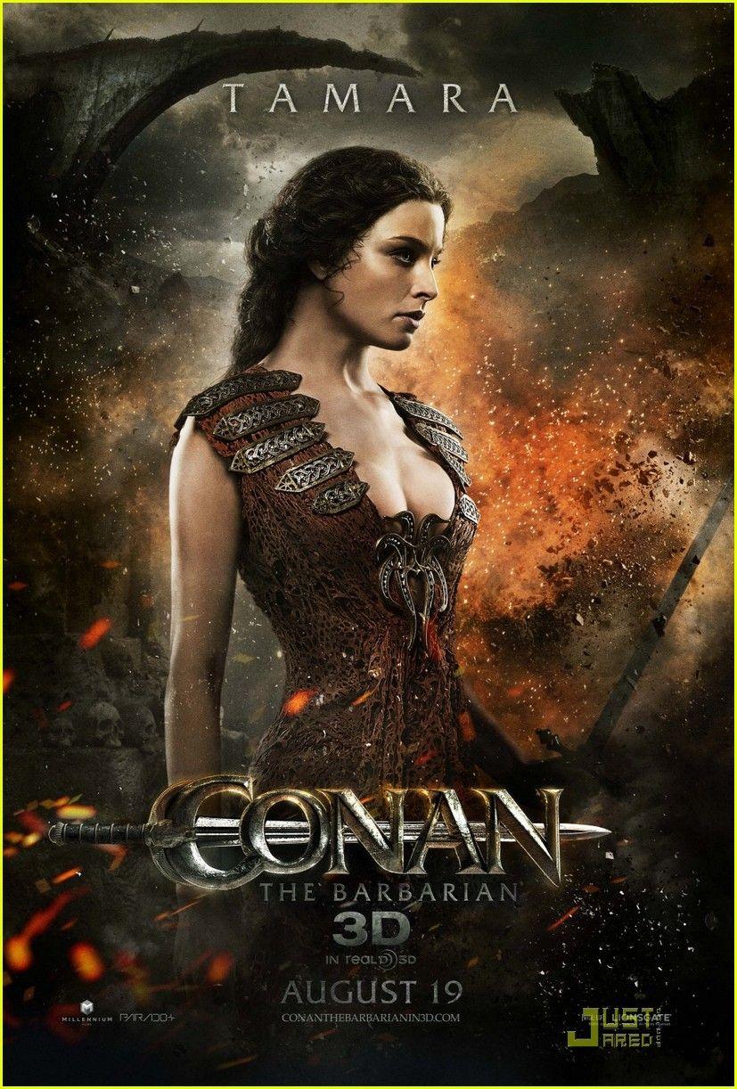 Tamara | Conan The Barbarian (2011) | costumes on screen