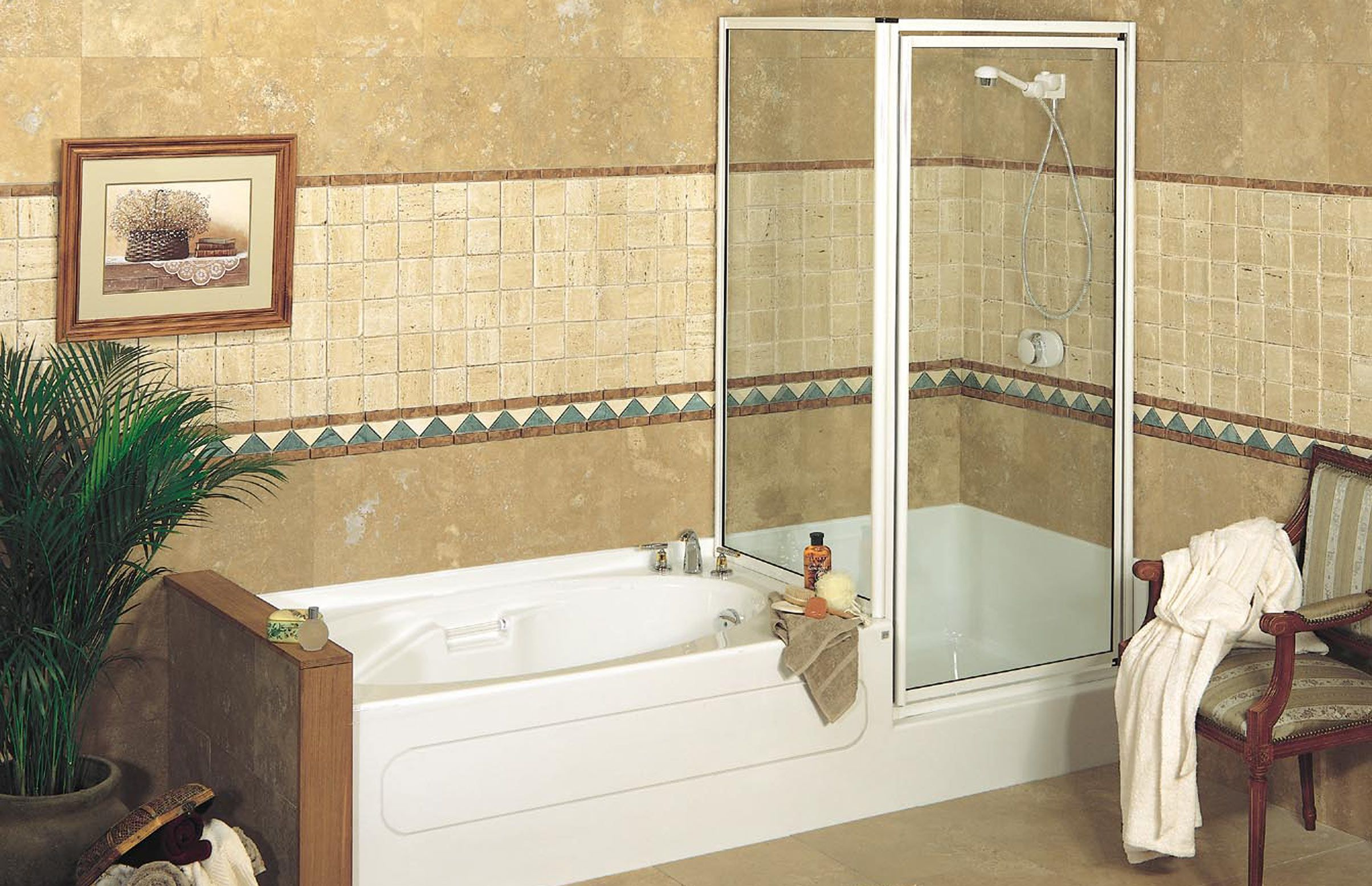 convert shower to tub shower combo. Gorgeous Small Bathroom Design With Pleasant Bathtub Shower Combo  Designs Tub Ideas APEX 96 8 ft Alcove or showers bathtub MAAX Professional