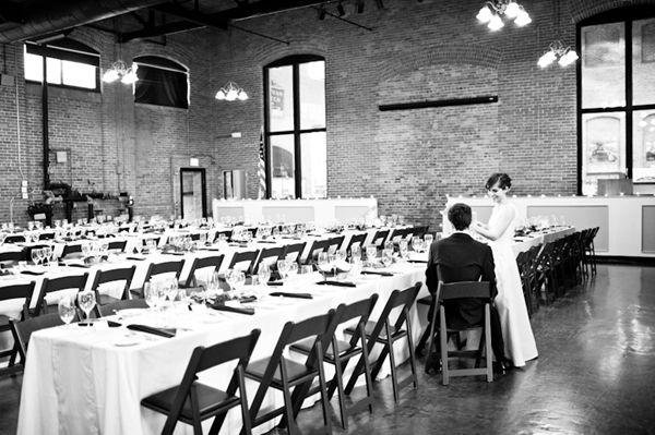 Industrial Boston Wedding