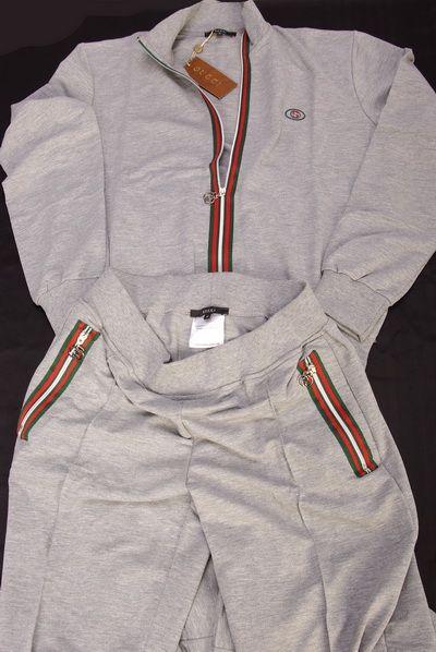 0fcca1fd GUCCI SWEATSUIT! | Fashions... | Gucci sweat suit, Gucci jeans, Mens ...
