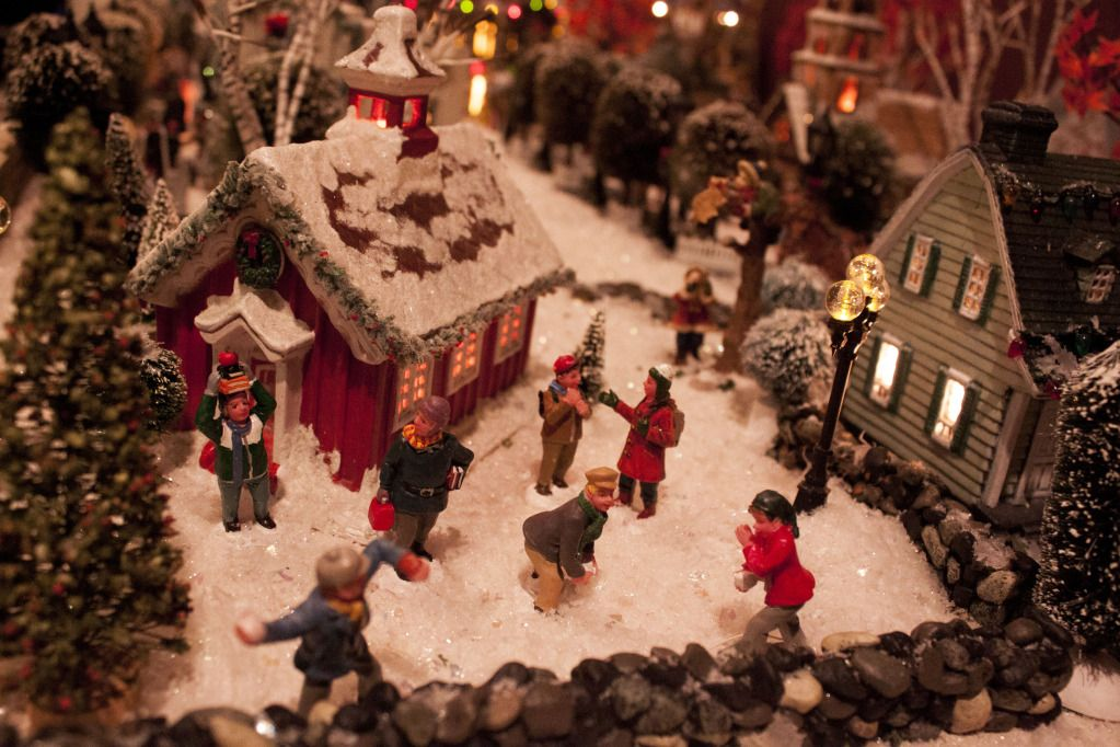 Christmas Village! Christmas Pinterest Christmas villages and - christmas town decorations