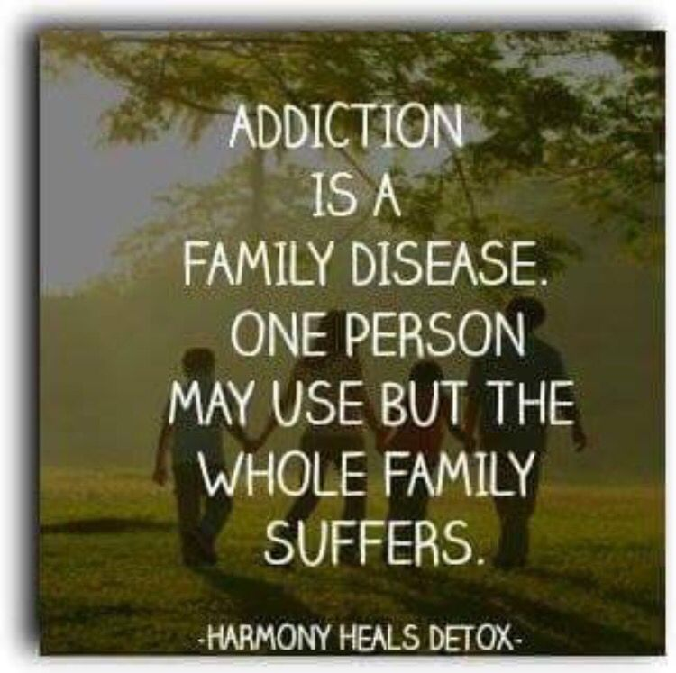 Addiction.