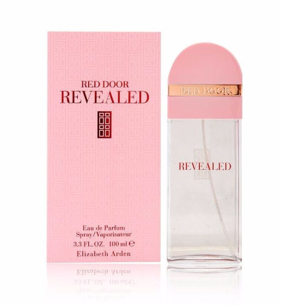 Elizabeth Arden Red Door Revealed Fragrance For Women 100ml Edp