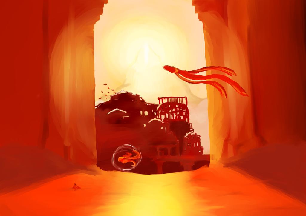 To the Ruins Journey Games journey, Ruins, Deviantart