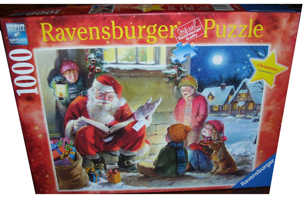 Ravensburger Christmas Puzzle 2021 3 Nie Mupppbvm