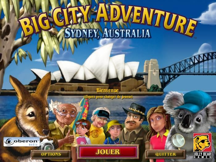 Bigfishgames Big City Adventure Sidney Adventure Hidden Object