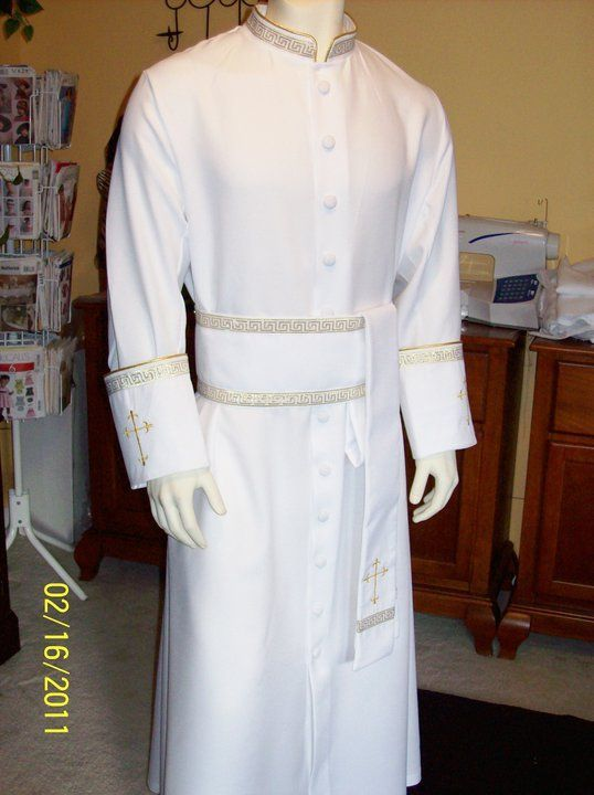Custom Clergy Robes Very Nice Quality One of A Kind Custom Men and Women Clergy  Robes