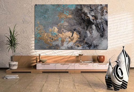 Kommentar am FB für dieses Bild:   Stunning! Wenn ich mir anschaue, glaube ich, dass ich durch den Himmel schauen unten auf einer wunderschönen Berglandschaft schwebt über dem Meer schweben bin... FANTASTISCHE! (oder habe ich gesagt, dass bereits Happelstadion)  ♥-Titel: The Earths Song Kunstdruck auf Leinwand von Original Aquarell abstrakt Gemälde The Earths Song  von bildende Künstlerin Julia Apostolova  ♥ DRUCKGRÖßE: 40 cm x 24 cm 50 cm x 30 cm  ♥ The Print-Optionen sind: 1 - kein Umbruch…