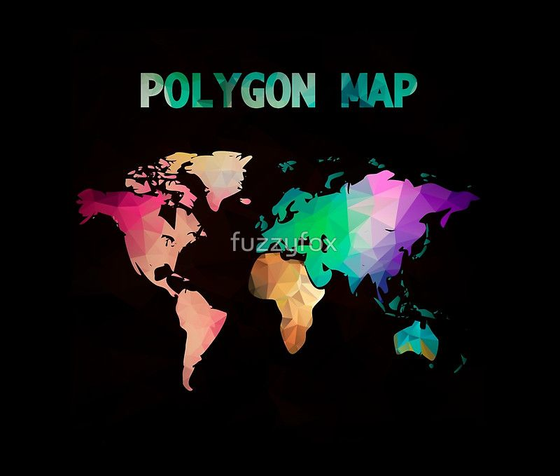 World map background in polygonal style modern elements world map world map background in polygonal style modern elements world map gumiabroncs Choice Image