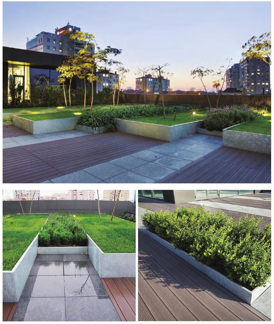 Roof Garden Landscape - World Landscape Case Studies | Roof Garden, Garden Landscaping, Garden