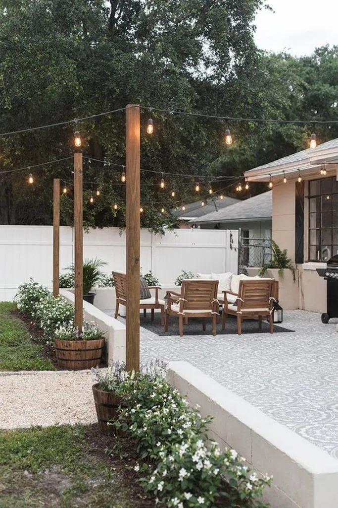 15+ Most Cozy Backyard Patio Designs to Copy Right Now #backyard #backyardpatio #backyardpatiodesign » helpwritingessays.net #backyardoasis