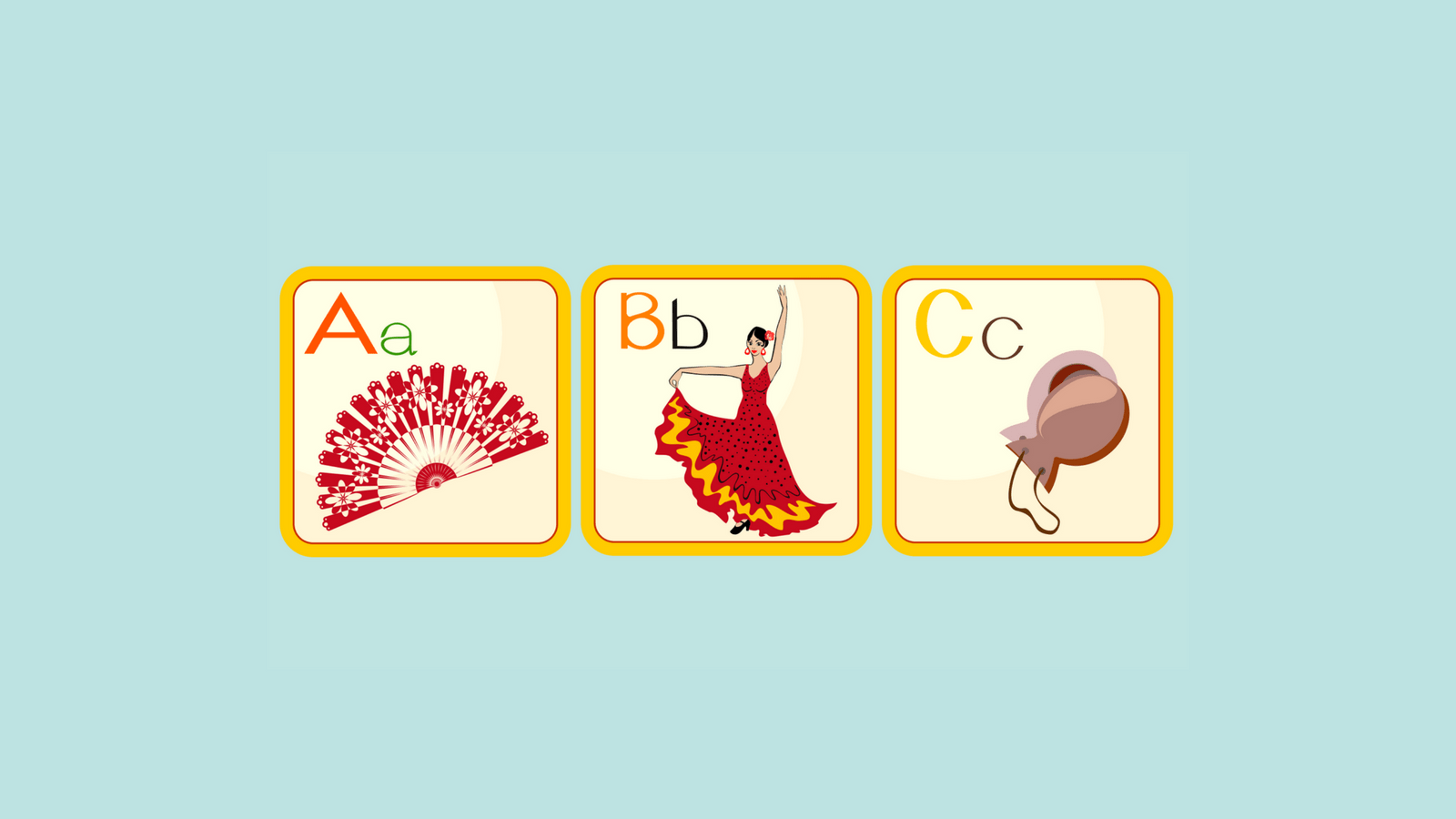 Songs The Easy Way to the ABCs in Spanish Learning