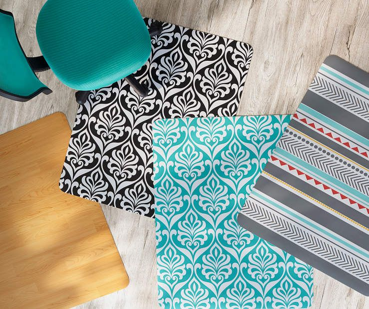 Just Home Chair Mat Collection At Big Lots Chair Mats Stylish Chairs Shabby Chic Table And Chairs