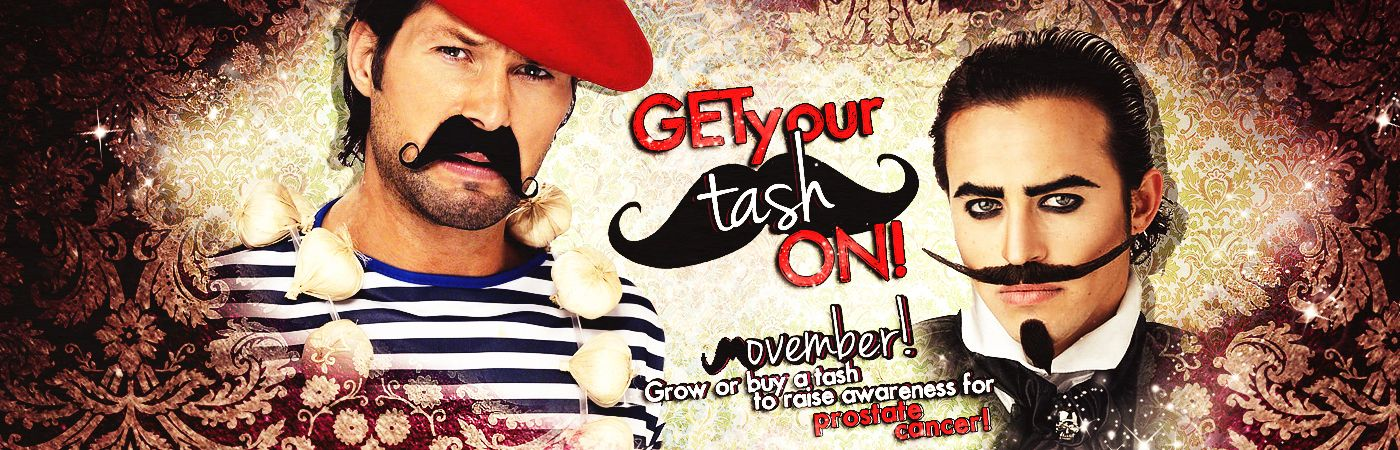 Raise awareness for prostate cancer and grow your tash for #Movember! Check out our range of moustaches and beards here! http://www.megafancydress.co.uk/itemlist.html?searchquery=tash&submit=