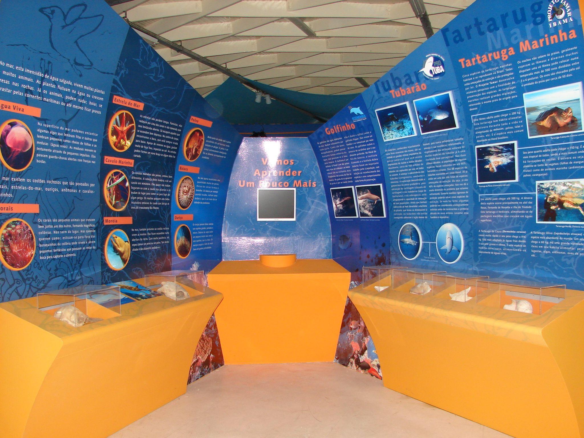 wayfinding exhibition museu da fauna rio de janeiro rj