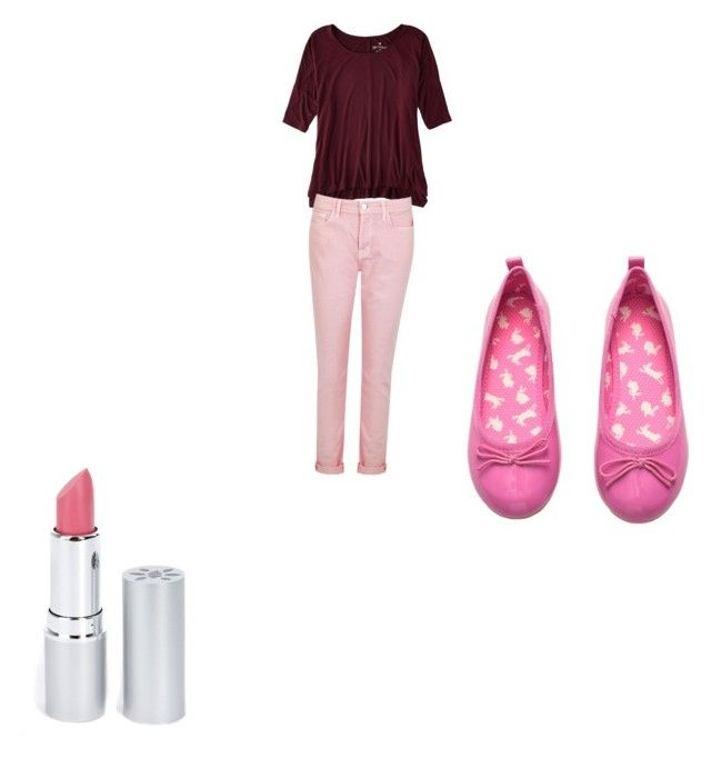 """""""elhaida"""" by elhaida-1 ❤ liked on Polyvore featuring American Eagle Outfitters, J Brand and HoneyBee Gardens"""