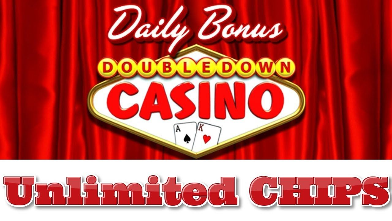 Double down casino free chips no surveys casino gareoult ouverture
