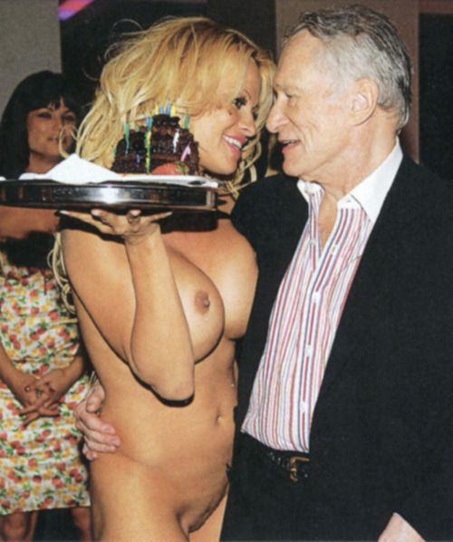 Opinion you Pamela anderson hugh hefner nude