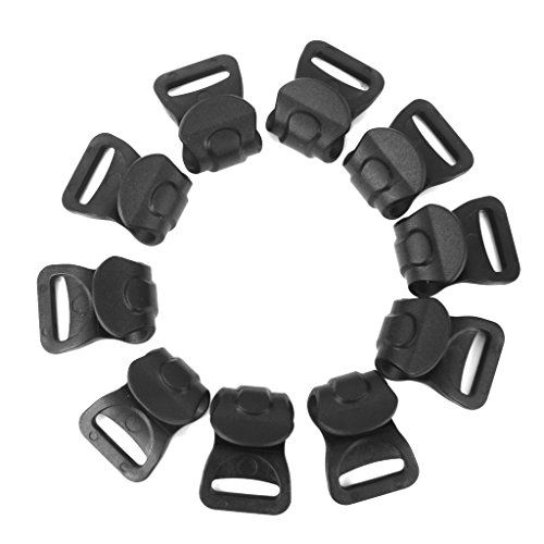 10pcs Black Plastic Camping Awning Tent C Clips For 7mm10mm Poles You Can Get Additional Details At The Image L Caravan Awnings Tent Accessories Tent Poles