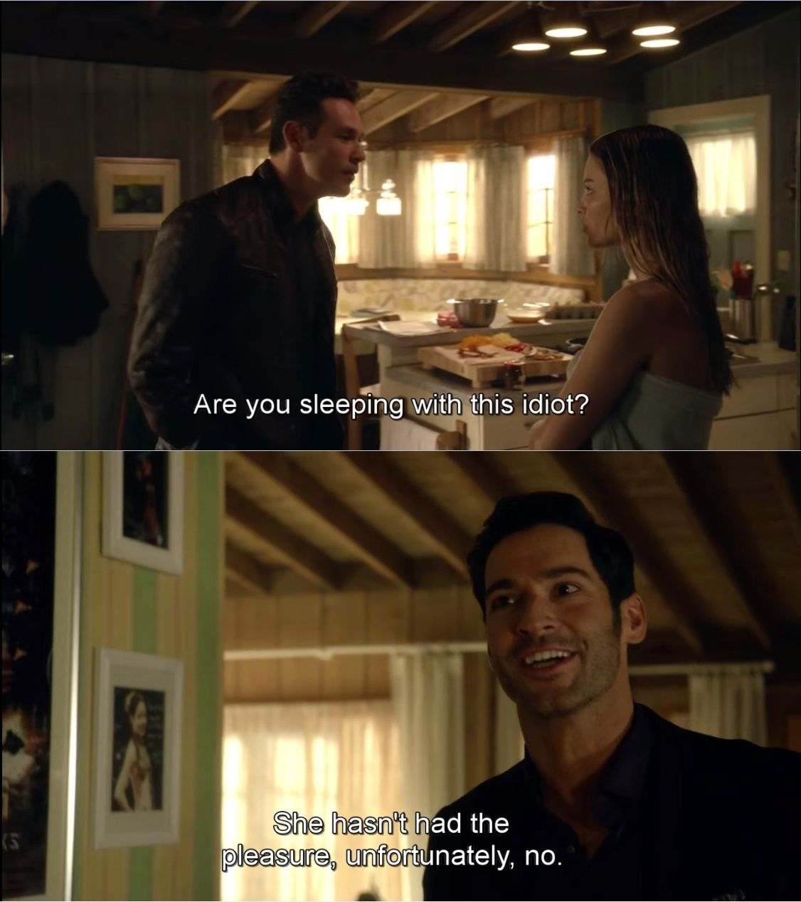 Lucifer - 1x04 - Manly Whatnots