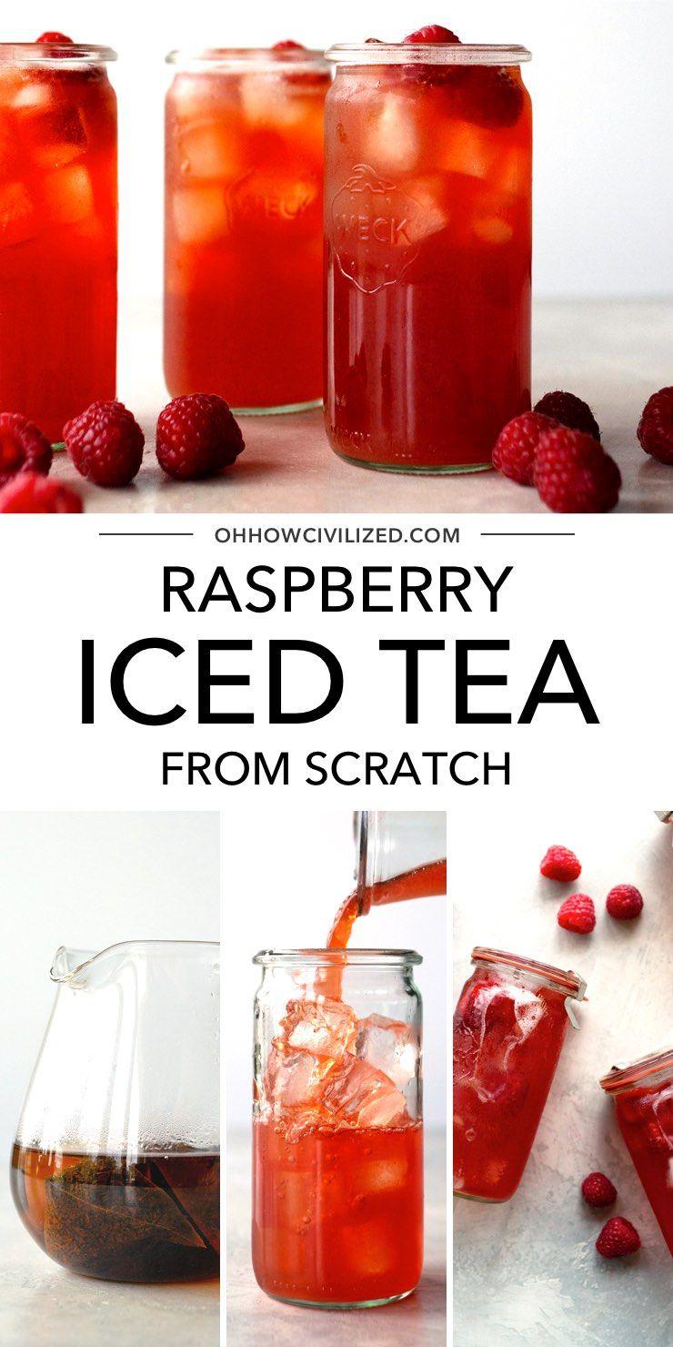 Pin On Iced Tea Recipes