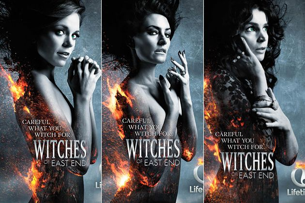 Why You Should Watch Witches Of East End A Super Cool New Show Witches Of East End Witch Madchen Amick