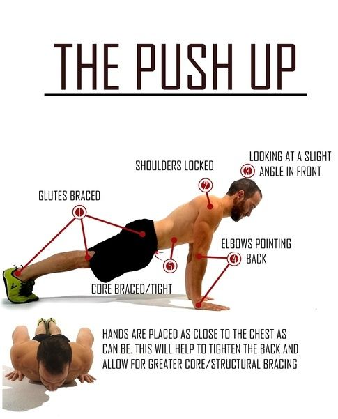 Which 3 Exercises Would Give Me The Most Complete Workout Push