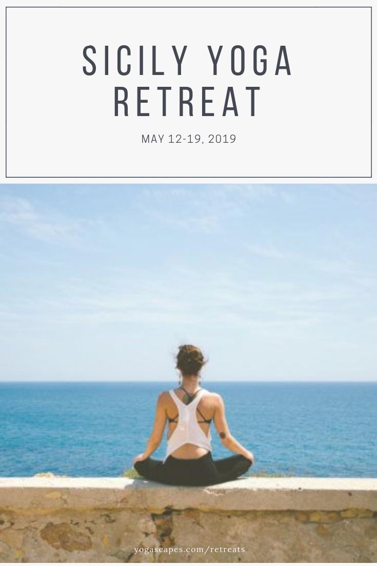 Sicily Yoga Retreat Yoga Retreat Wellness Travel Yoga