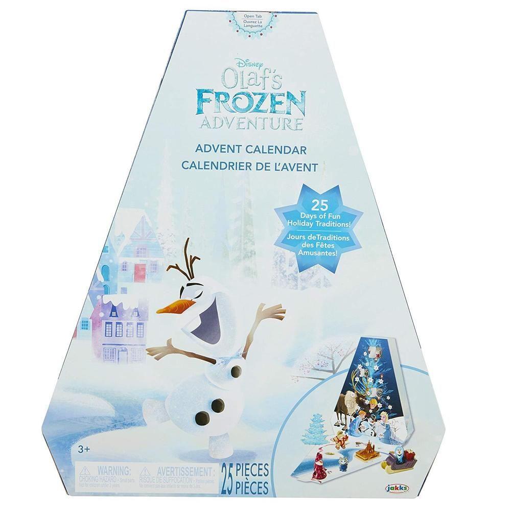 Details about Advent Calendar Christmas Countdown Frozen Disney Olaf ...