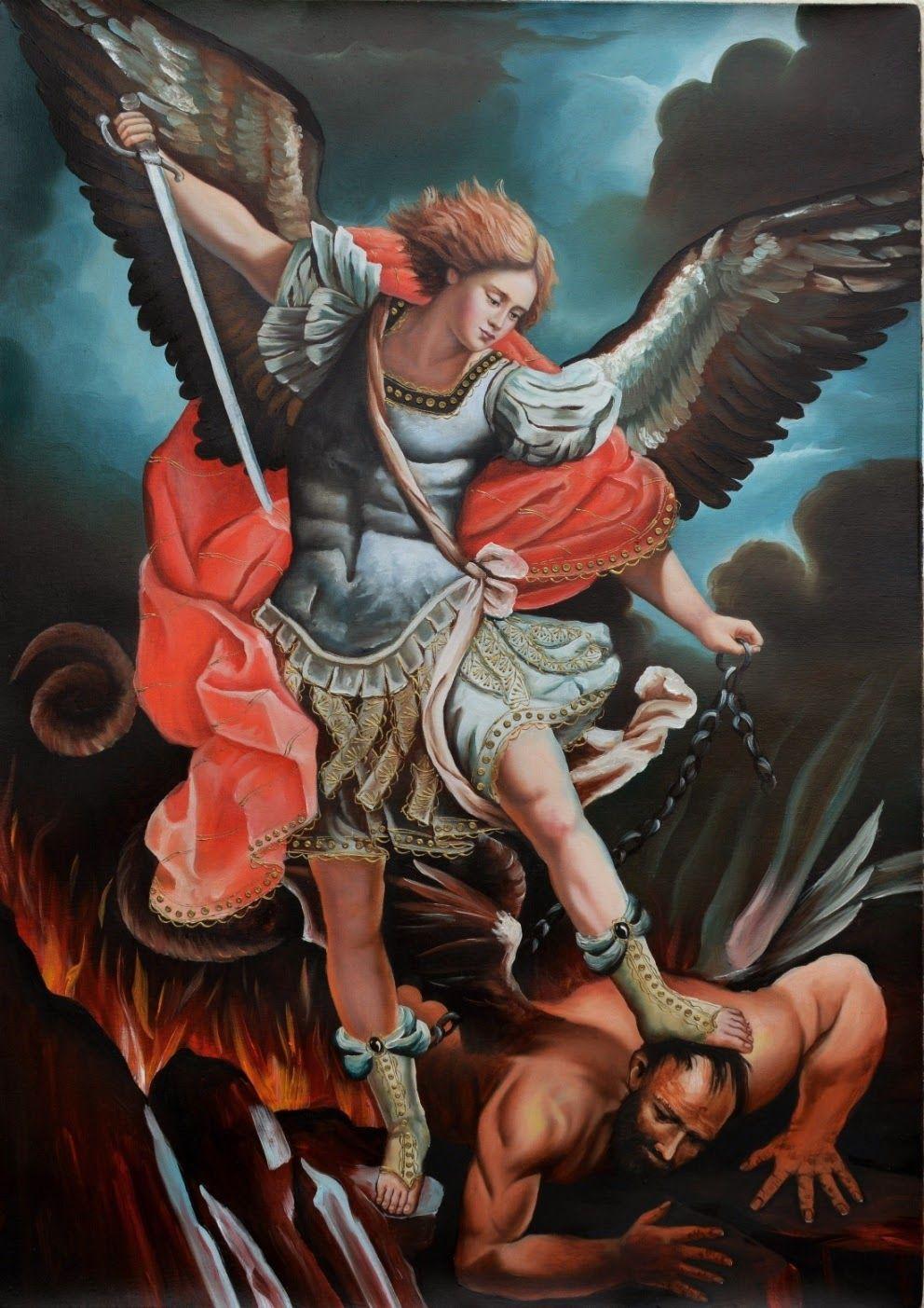 Lucifer Cast Out Heaven