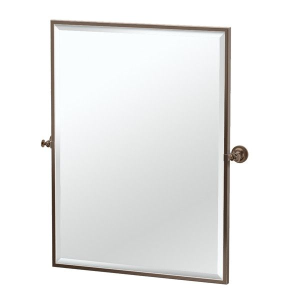 Tavern Bathroom Vanity Mirror Large Rectangle Mirror Rectangle Mirror Gatco