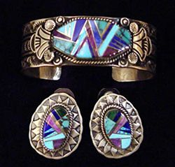 Leo Feeney Jewelry - Native American and Southwest Art and Jewelry.