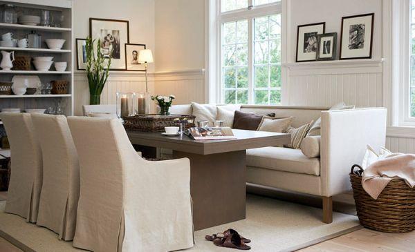 Was für ein wunderschönes Esszimmer * H O M E * Pinterest - esszimmer modern beige