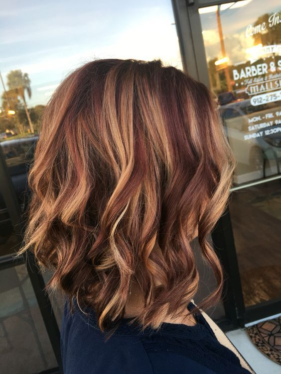 32 Pretty Medium Length Hairstyles 2020 Hottest Shoulder Length Haircuts Hair Styles Cool Hair Color Winter Hair Color