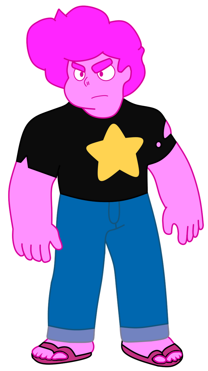 Aggressive Pink State Steven By Majorleaguegamintrap On Deviantart Steven Universe Characters Steven Universe Diamond Steven Universe Pictures