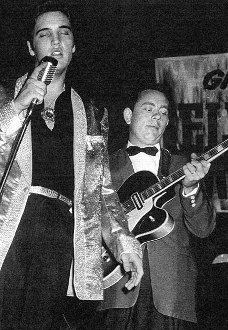 Hank Garland Elvis