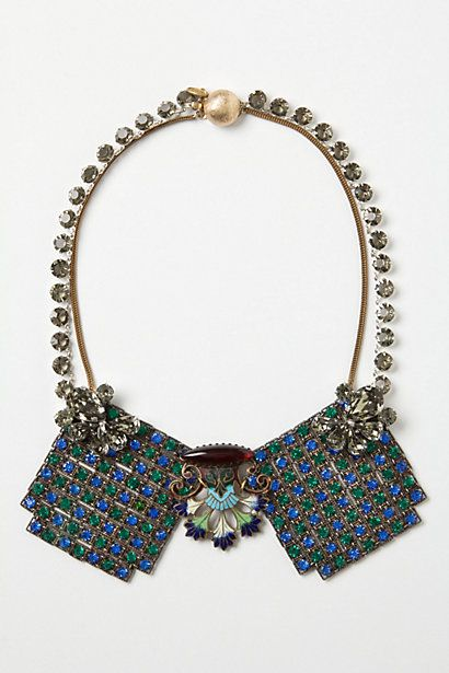 Retrospect Collar #anthropologie