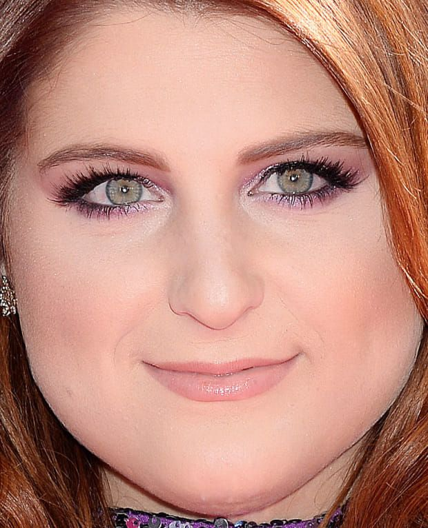 Billboard music awards 2016 the best celebrity beauty looks on the close up of meghan trainor at the 2016 billboard music awards httpbeautyeditor20160526billboard music awards 2016 publicscrutiny Choice Image