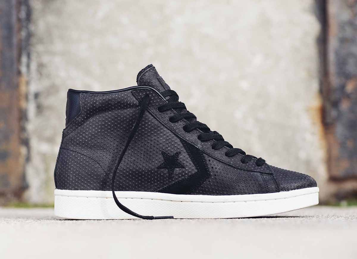 7edd9d4ec0a9 Converse Pro Leather 76 Releases in Lux Leather and Tumbled Leather Editions