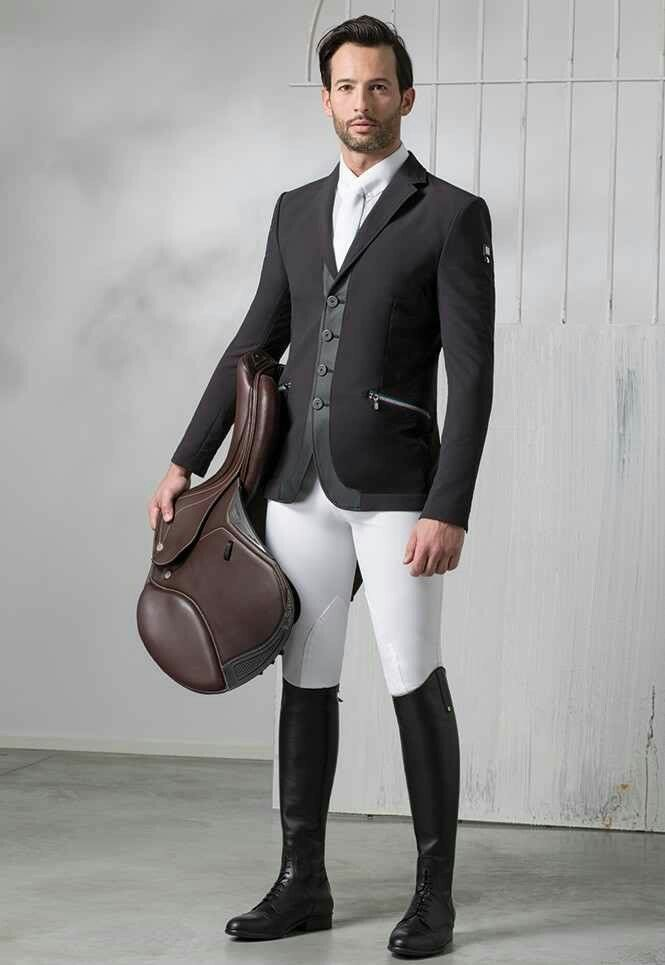 Black Riding Boots Equestrian Fashion Pinterest