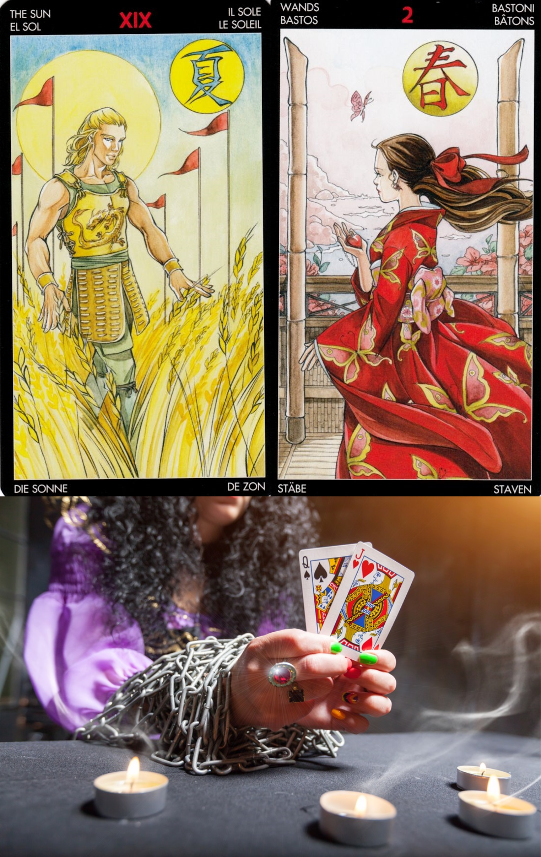 free tarot card reading, daily tarot reading and physic reading