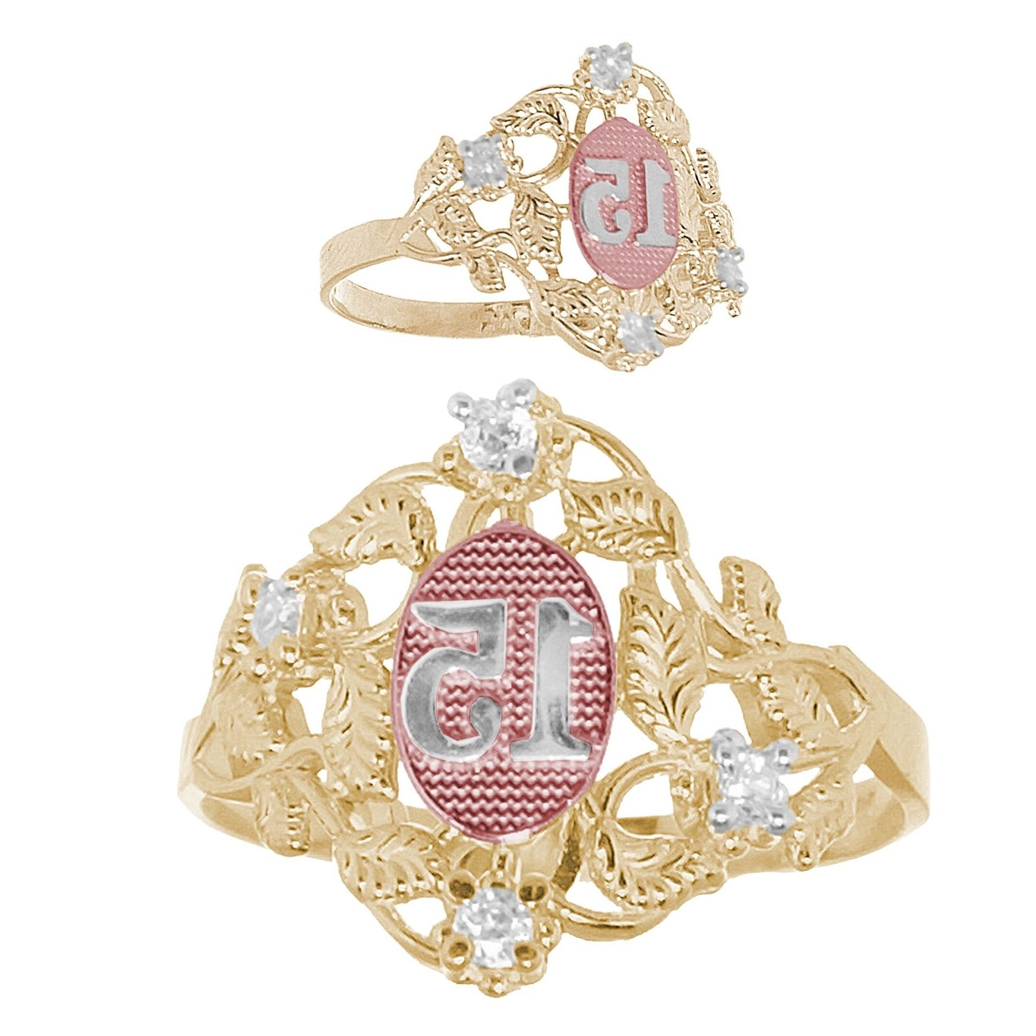 Quinceanera Rings Jcpenney