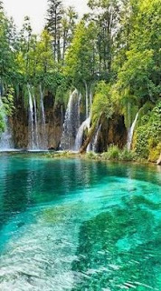 اجمل صور خلفيات شاشة من الطبيعة صور خلفيات Hd من الطبيعة صور طبيعه و مناظر طبيعية Beautiful Waterfalls Beautiful Nature Beautiful Places In America