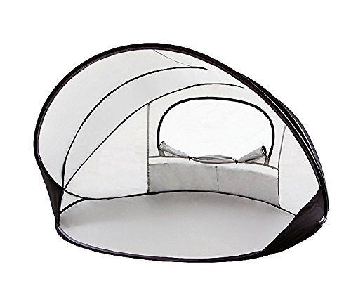 Camping Shelters - SunHut Instant Pop Up Portable Cabana Beach Tent and Sun Shelter ** Check out this great product.